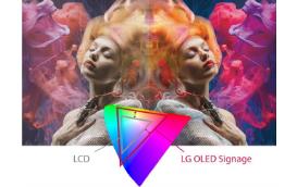 有機EL(OLED)サイネージ