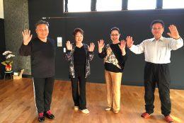 ダンススタジオプラスパ様(東久留米/東京)リニューアルオープンに伴う音響機器入れ替え工事