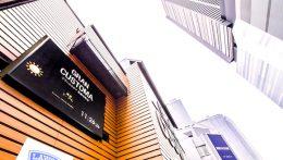 グランカスタマ様(新宿/東京)屋外広告用LEDビジョン設置工事