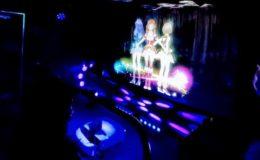株式会社ウェイブ様(池袋/東京)プリズム☆ステラ 3Dライブ会場 演出システム設計/工事